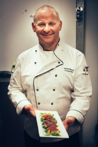 Executive Chef James Bryan
