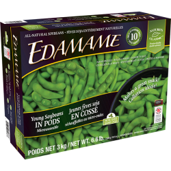 Edamame Young Soy Beans Non Gmo Nature S Classic